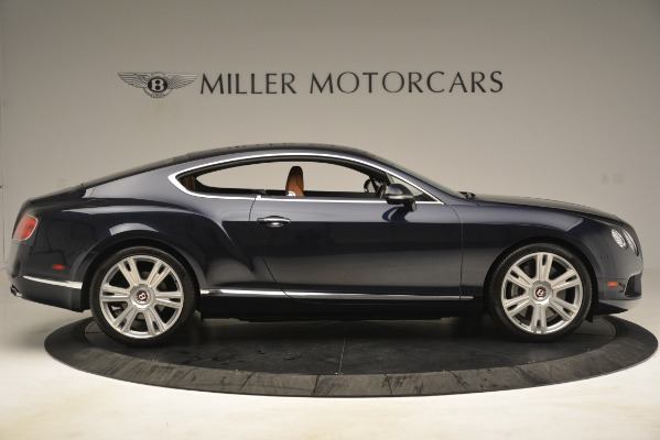 Used 2013 Bentley Continental GT V8 for sale Sold at Bentley Greenwich in Greenwich CT 06830 9