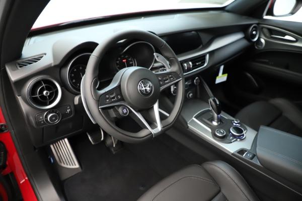 New 2019 Alfa Romeo Stelvio Ti Sport Q4 for sale Sold at Bentley Greenwich in Greenwich CT 06830 13