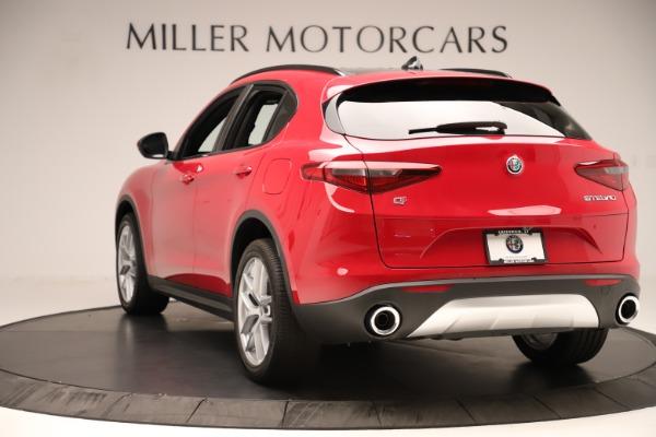 New 2019 Alfa Romeo Stelvio Ti Sport Q4 for sale Sold at Bentley Greenwich in Greenwich CT 06830 5