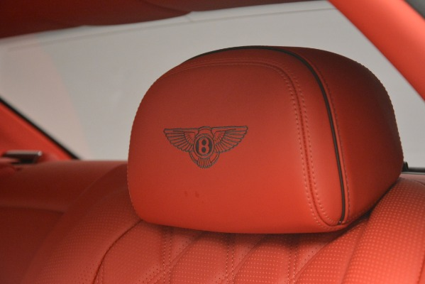 Used 2016 Bentley Flying Spur V8 for sale Sold at Bentley Greenwich in Greenwich CT 06830 24