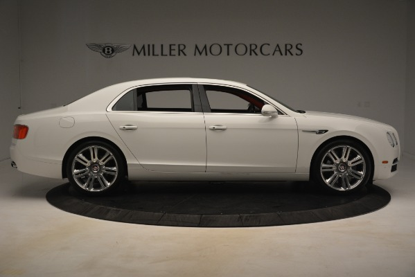 Used 2016 Bentley Flying Spur V8 for sale Sold at Bentley Greenwich in Greenwich CT 06830 9