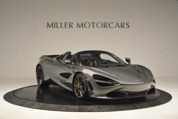 Used 2020 McLaren 720S Spider for sale Sold at Bentley Greenwich in Greenwich CT 06830 10