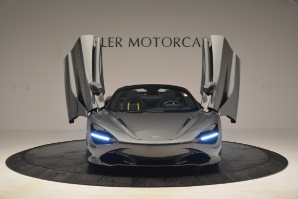 Used 2020 McLaren 720S Spider for sale Sold at Bentley Greenwich in Greenwich CT 06830 12