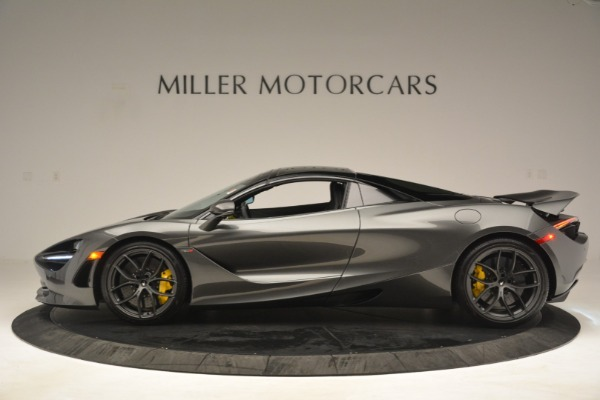 Used 2020 McLaren 720S Spider for sale Sold at Bentley Greenwich in Greenwich CT 06830 15