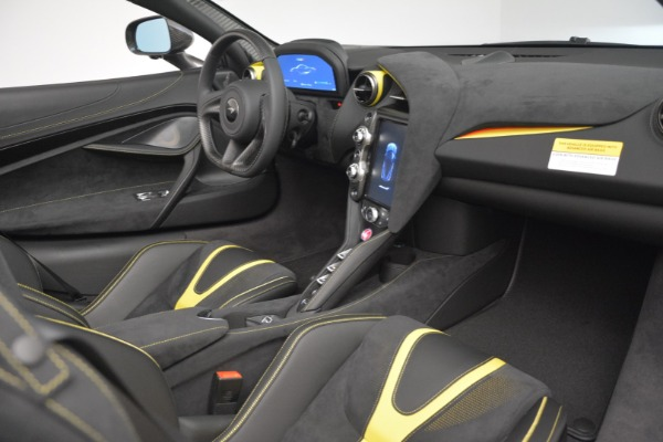 Used 2020 McLaren 720S Spider for sale Sold at Bentley Greenwich in Greenwich CT 06830 27