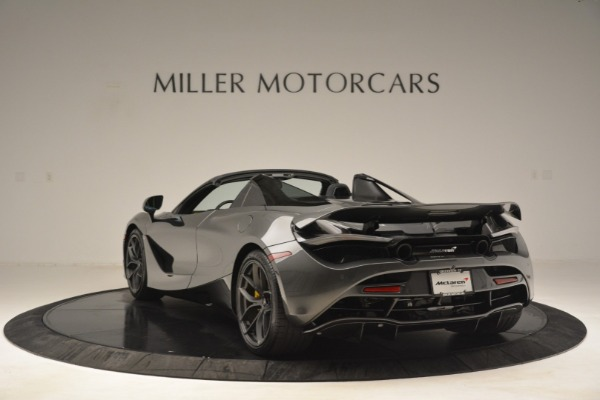 Used 2020 McLaren 720S Spider for sale Sold at Bentley Greenwich in Greenwich CT 06830 4