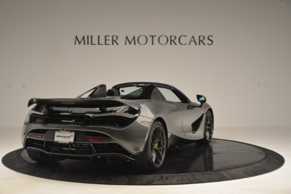 Used 2020 McLaren 720S Spider for sale Sold at Bentley Greenwich in Greenwich CT 06830 6