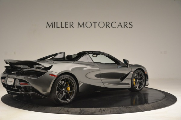 Used 2020 McLaren 720S Spider for sale Sold at Bentley Greenwich in Greenwich CT 06830 7