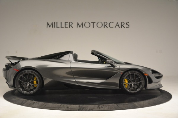 Used 2020 McLaren 720S Spider for sale Sold at Bentley Greenwich in Greenwich CT 06830 8