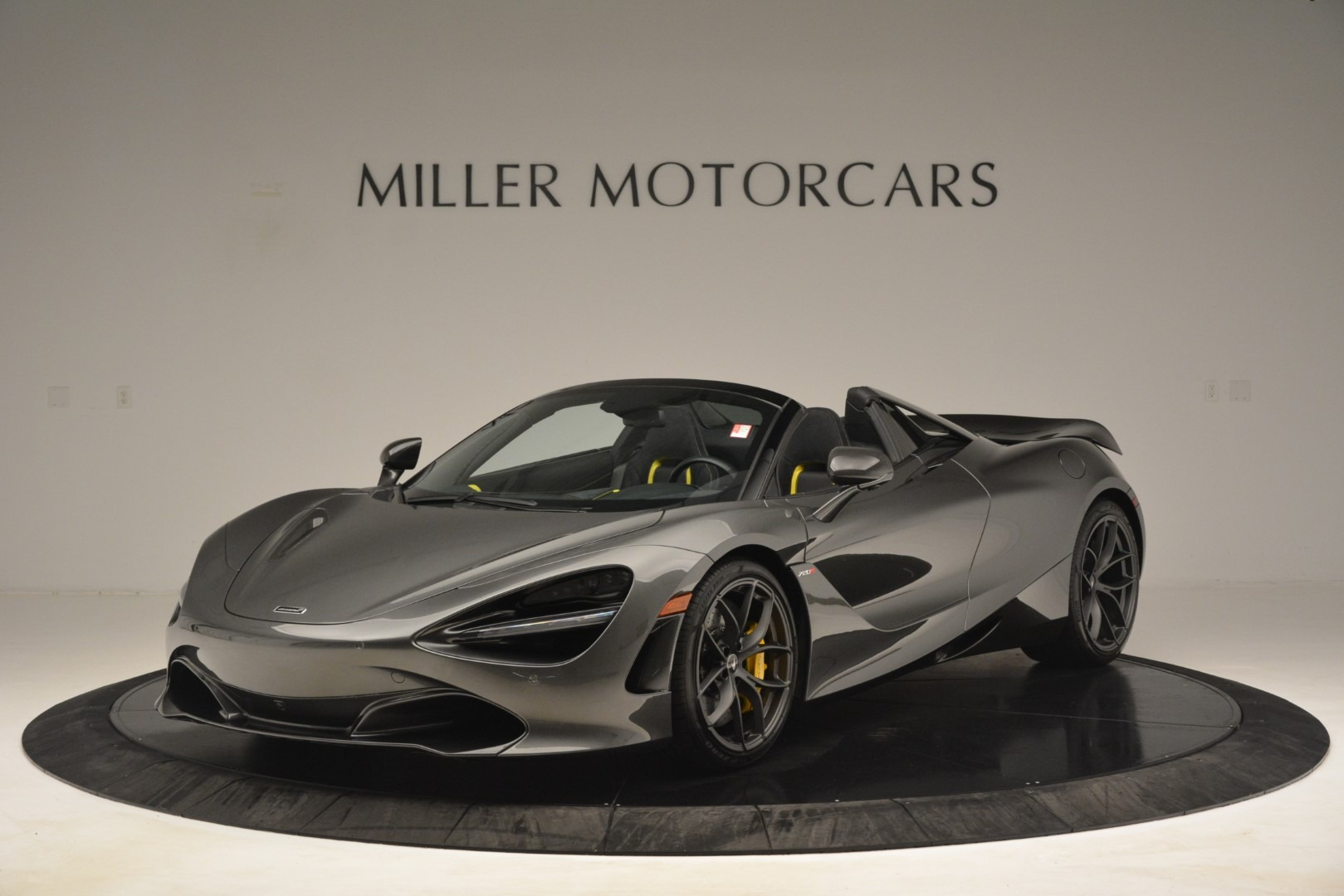 Used 2020 McLaren 720S Spider for sale Sold at Bentley Greenwich in Greenwich CT 06830 1
