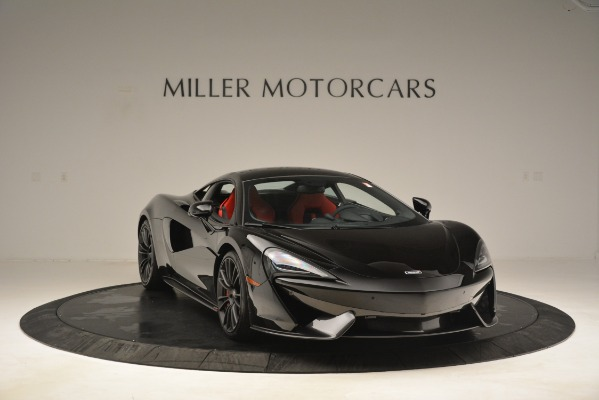 Used 2016 McLaren 570S Coupe for sale Sold at Bentley Greenwich in Greenwich CT 06830 10