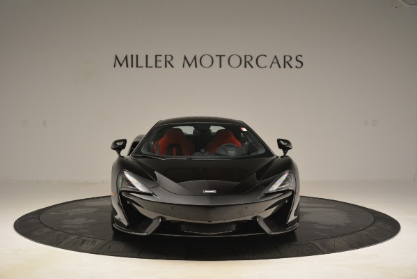 Used 2016 McLaren 570S Coupe for sale Sold at Bentley Greenwich in Greenwich CT 06830 11