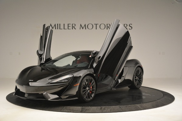 Used 2016 McLaren 570S Coupe for sale Sold at Bentley Greenwich in Greenwich CT 06830 13