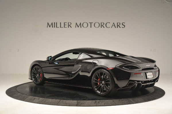 Used 2016 McLaren 570S Coupe for sale Sold at Bentley Greenwich in Greenwich CT 06830 3