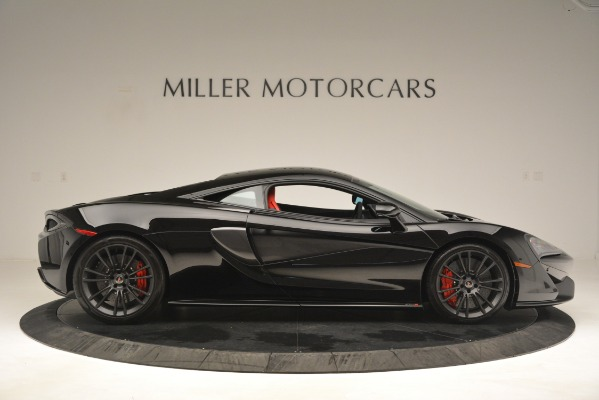 Used 2016 McLaren 570S Coupe for sale Sold at Bentley Greenwich in Greenwich CT 06830 8