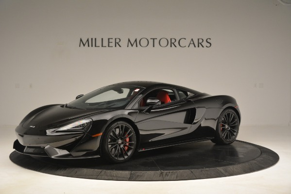 Used 2016 McLaren 570S Coupe for sale Sold at Bentley Greenwich in Greenwich CT 06830 1