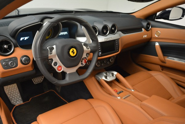 Used 2013 Ferrari FF for sale $159,900 at Bentley Greenwich in Greenwich CT 06830 13