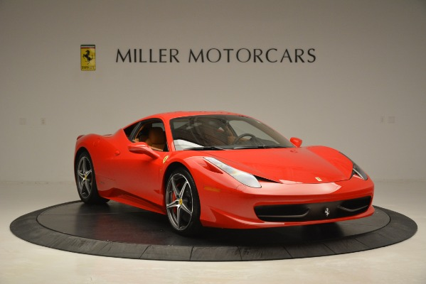 Used 2014 Ferrari 458 Italia for sale Sold at Bentley Greenwich in Greenwich CT 06830 11