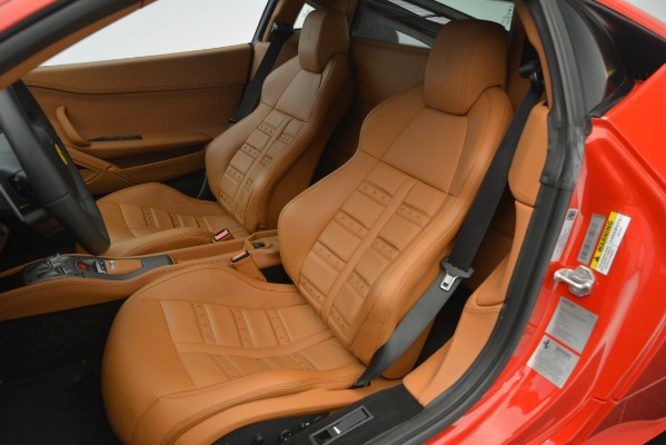 Used 2014 Ferrari 458 Italia for sale Sold at Bentley Greenwich in Greenwich CT 06830 15