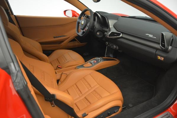 Used 2014 Ferrari 458 Italia for sale Sold at Bentley Greenwich in Greenwich CT 06830 17