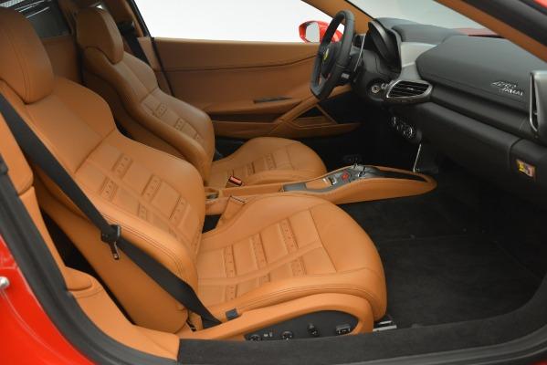 Used 2014 Ferrari 458 Italia for sale Sold at Bentley Greenwich in Greenwich CT 06830 18