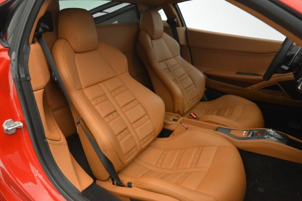 Used 2014 Ferrari 458 Italia for sale Sold at Bentley Greenwich in Greenwich CT 06830 19