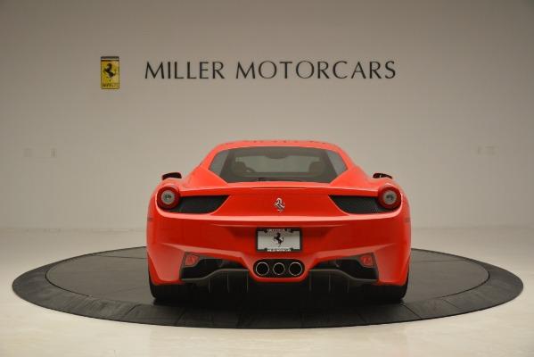 Used 2014 Ferrari 458 Italia for sale Sold at Bentley Greenwich in Greenwich CT 06830 6