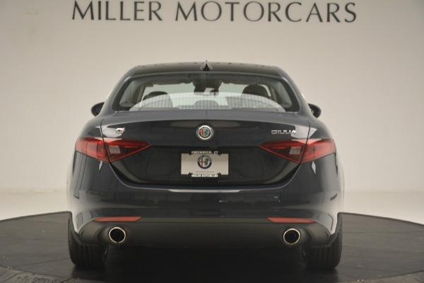New 2019 Alfa Romeo Giulia Q4 for sale Sold at Bentley Greenwich in Greenwich CT 06830 6