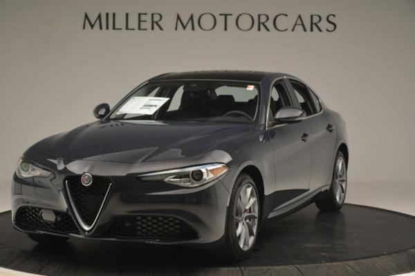 New 2019 Alfa Romeo Giulia Q4 for sale Sold at Bentley Greenwich in Greenwich CT 06830 1