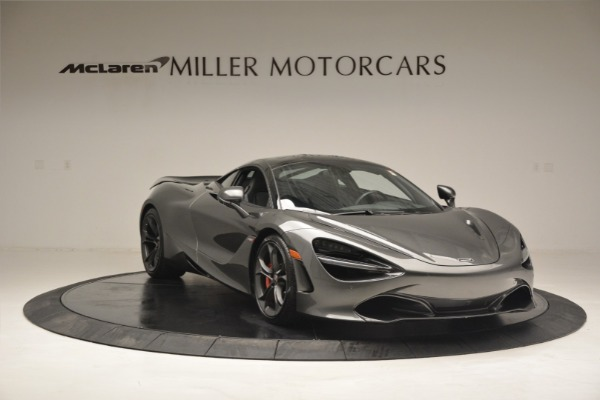 Used 2018 McLaren 720S for sale $269,900 at Bentley Greenwich in Greenwich CT 06830 10