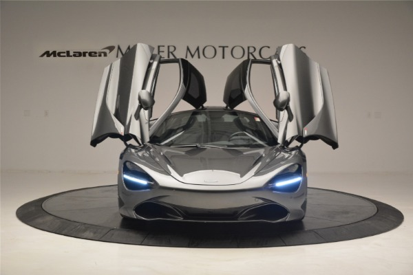 Used 2018 McLaren 720S for sale $269,900 at Bentley Greenwich in Greenwich CT 06830 12