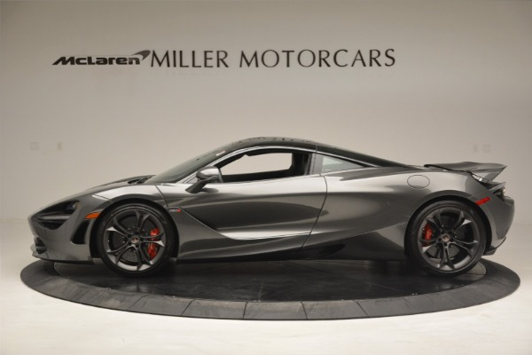 Used 2018 McLaren 720S for sale $269,900 at Bentley Greenwich in Greenwich CT 06830 2