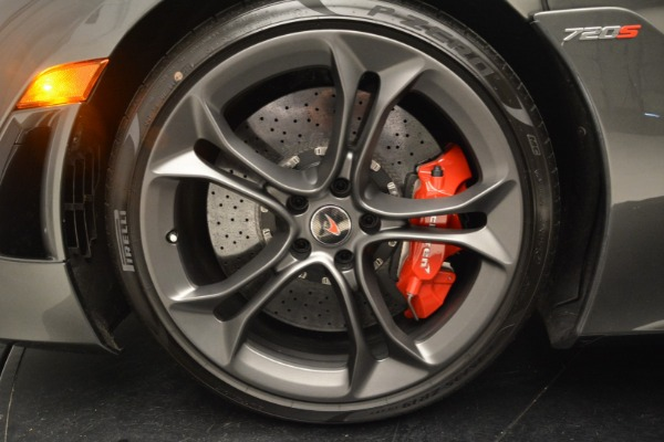 Used 2018 McLaren 720S for sale $269,900 at Bentley Greenwich in Greenwich CT 06830 20