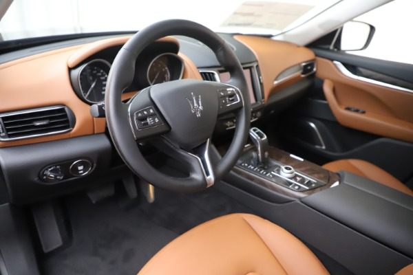 New 2019 Maserati Levante Q4 for sale Sold at Bentley Greenwich in Greenwich CT 06830 13