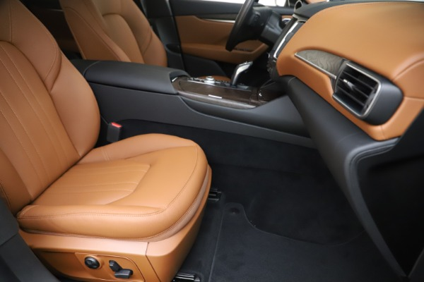 New 2019 Maserati Levante Q4 for sale Sold at Bentley Greenwich in Greenwich CT 06830 24