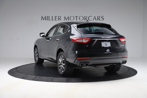 New 2019 Maserati Levante Q4 for sale Sold at Bentley Greenwich in Greenwich CT 06830 5