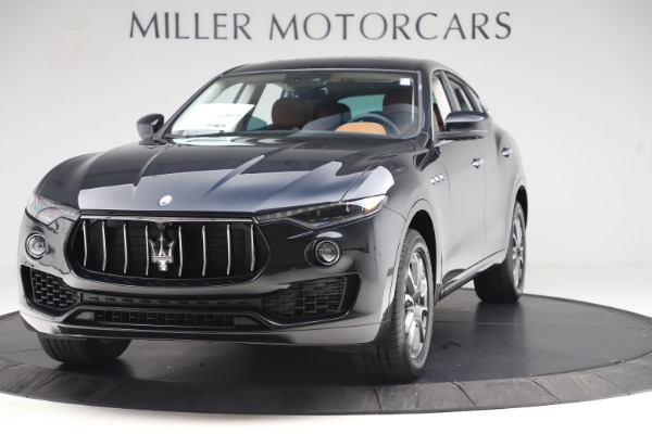 New 2019 Maserati Levante Q4 for sale Sold at Bentley Greenwich in Greenwich CT 06830 1