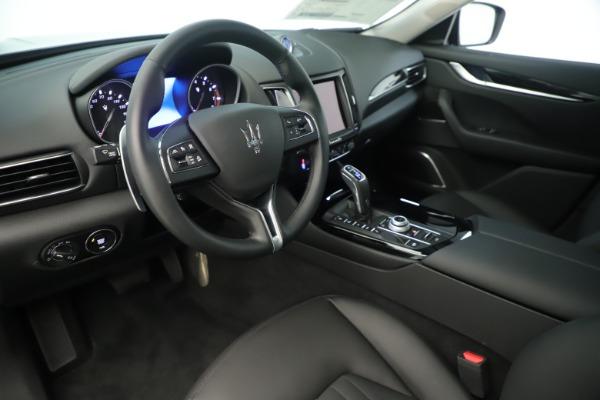 New 2019 Maserati Levante Q4 Nerissimo for sale $89,850 at Bentley Greenwich in Greenwich CT 06830 13