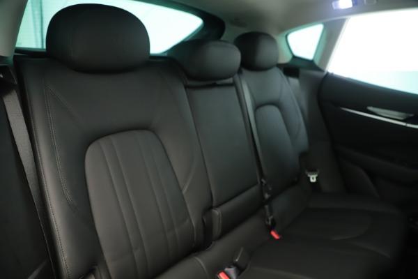 New 2019 Maserati Levante Q4 Nerissimo for sale $89,850 at Bentley Greenwich in Greenwich CT 06830 26