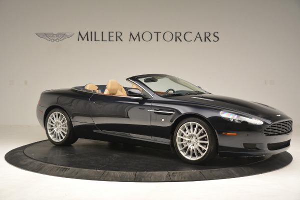 Used 2007 Aston Martin DB9 Convertible for sale Sold at Bentley Greenwich in Greenwich CT 06830 10