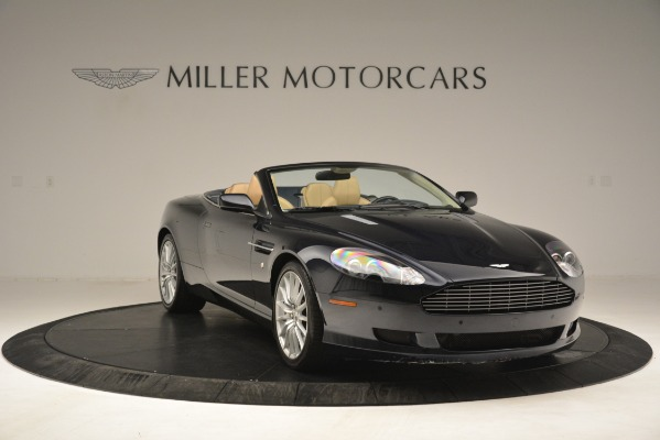 Used 2007 Aston Martin DB9 Convertible for sale Sold at Bentley Greenwich in Greenwich CT 06830 11