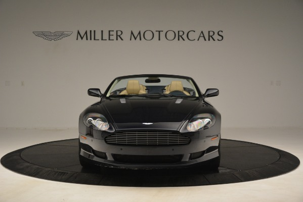 Used 2007 Aston Martin DB9 Convertible for sale Sold at Bentley Greenwich in Greenwich CT 06830 12