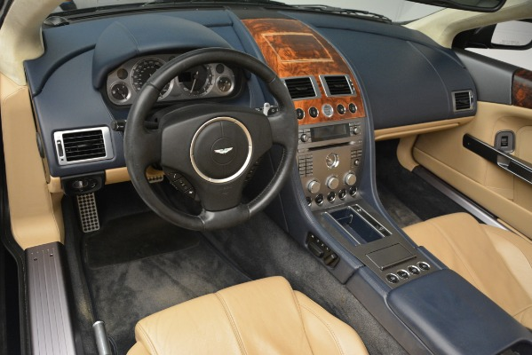 Used 2007 Aston Martin DB9 Convertible for sale Sold at Bentley Greenwich in Greenwich CT 06830 14