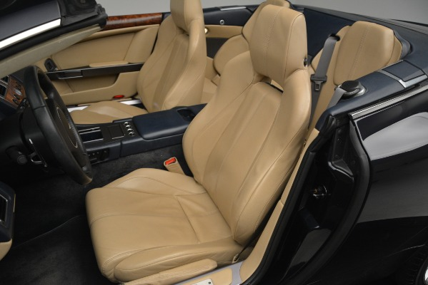 Used 2007 Aston Martin DB9 Convertible for sale Sold at Bentley Greenwich in Greenwich CT 06830 17