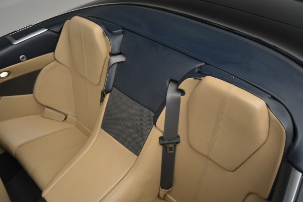 Used 2007 Aston Martin DB9 Convertible for sale Sold at Bentley Greenwich in Greenwich CT 06830 18