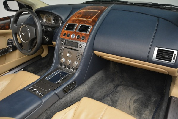 Used 2007 Aston Martin DB9 Convertible for sale Sold at Bentley Greenwich in Greenwich CT 06830 19