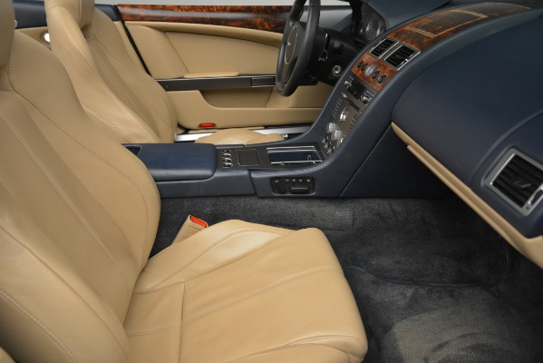 Used 2007 Aston Martin DB9 Convertible for sale Sold at Bentley Greenwich in Greenwich CT 06830 20
