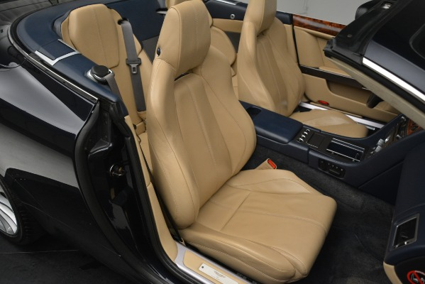 Used 2007 Aston Martin DB9 Convertible for sale Sold at Bentley Greenwich in Greenwich CT 06830 21