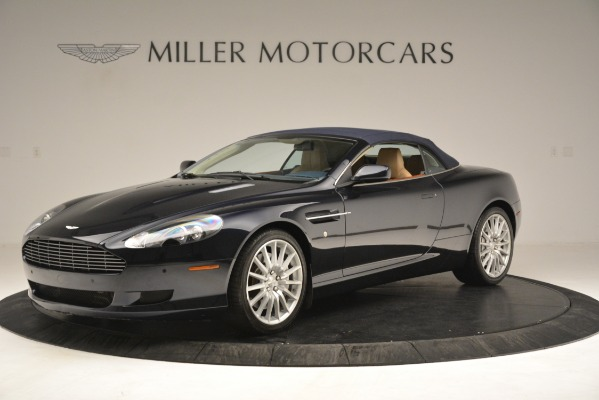 Used 2007 Aston Martin DB9 Convertible for sale Sold at Bentley Greenwich in Greenwich CT 06830 23
