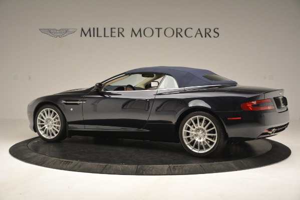 Used 2007 Aston Martin DB9 Convertible for sale Sold at Bentley Greenwich in Greenwich CT 06830 25